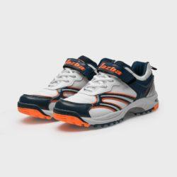 Jazba StraightDrive Mens Cricket Shoes Orange a