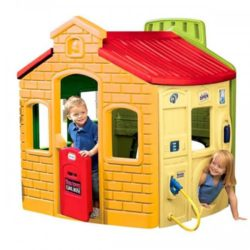 Little Tikes Evergreen Town Playhouse A