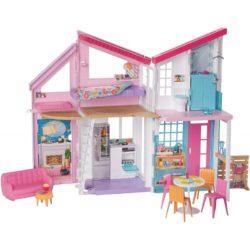 Mattel Barbie Malibu House Playset FXG