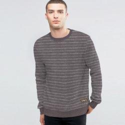 Men Sweat Shirt Gray A