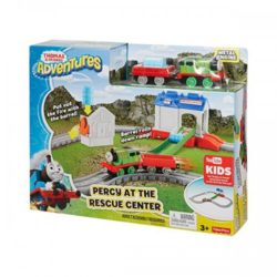 Thomas Friends Adventures Percy at the Rescue Center A