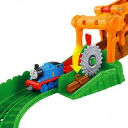 Thomas Friends Collectible Railway Misty Island Zipline A