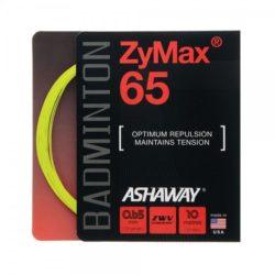 Ashaway ZyMax 65 Badminton Racket String 10m a