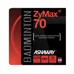 Ashaway ZyMax 70 Badminton Racket String 10m a