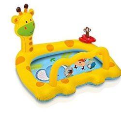 Giraffe Shape Swimming Pool