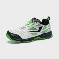 Jazba SkyDrive Mens Cricket Shoes Green a