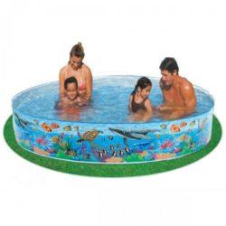 INTEX Deep Blue Swimming Pool a