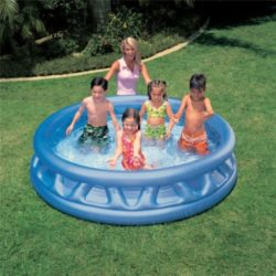 Intex Inflatable Ep Soft Side Outdoor Pool a