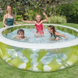 Intex Swim Center Pin Wheel Pool a