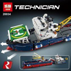 LEPIN Technic Ocean Explorer Building Bricks Set