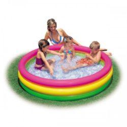 intex inflatable pool x cm compressed