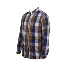 Checkered Casual Shirt For Men YG c