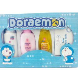 Doraemon baby kit set Johnsons a