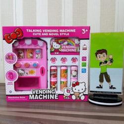 Hello Kitty Children Vending Machine a