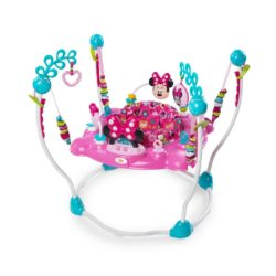 Disney Baby MINNIE MOUSE PeekABoo Activity Jumper™